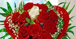 Rosen als Entschuldigung vom online Blumenversand versenden